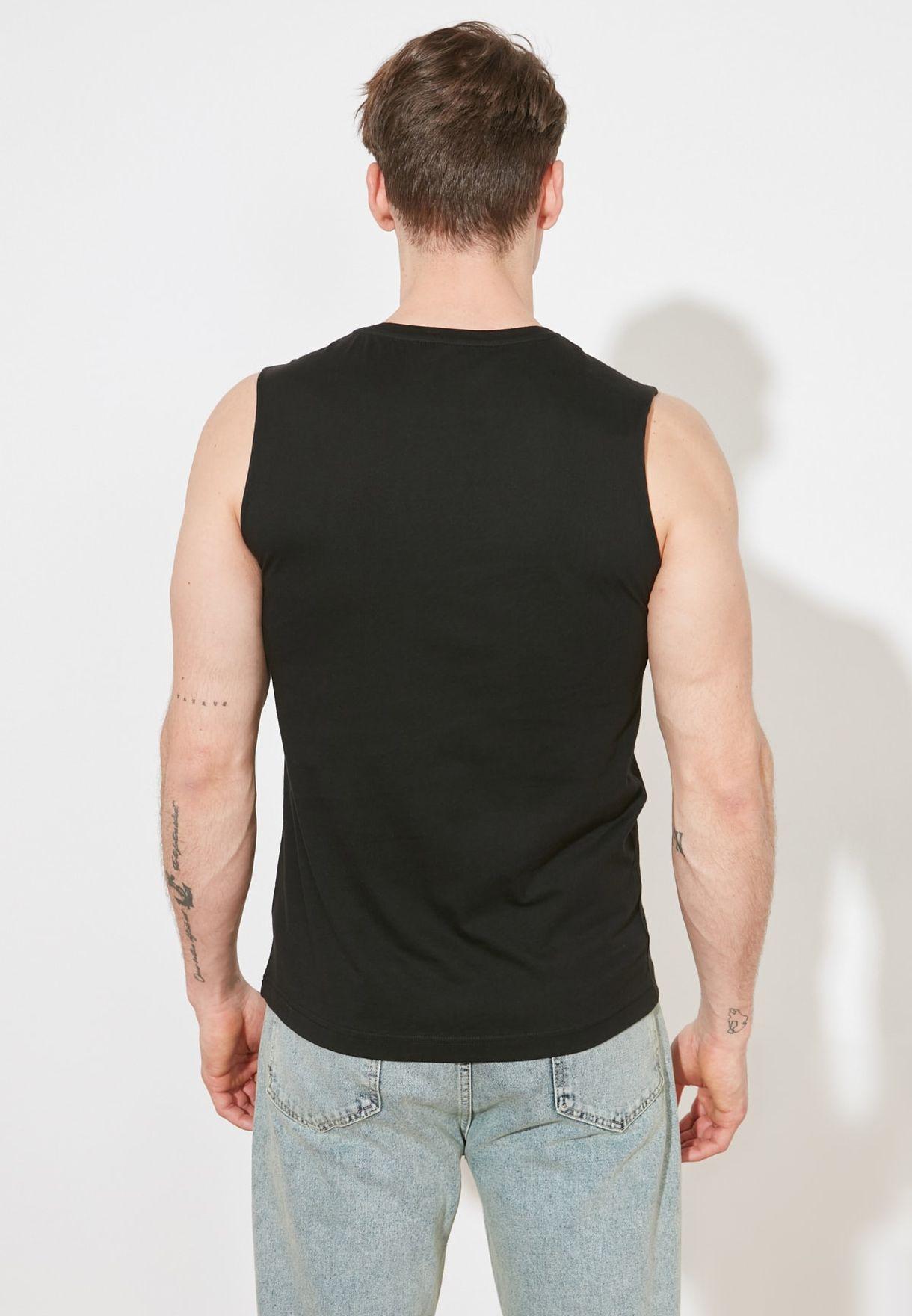 Graphic Vest