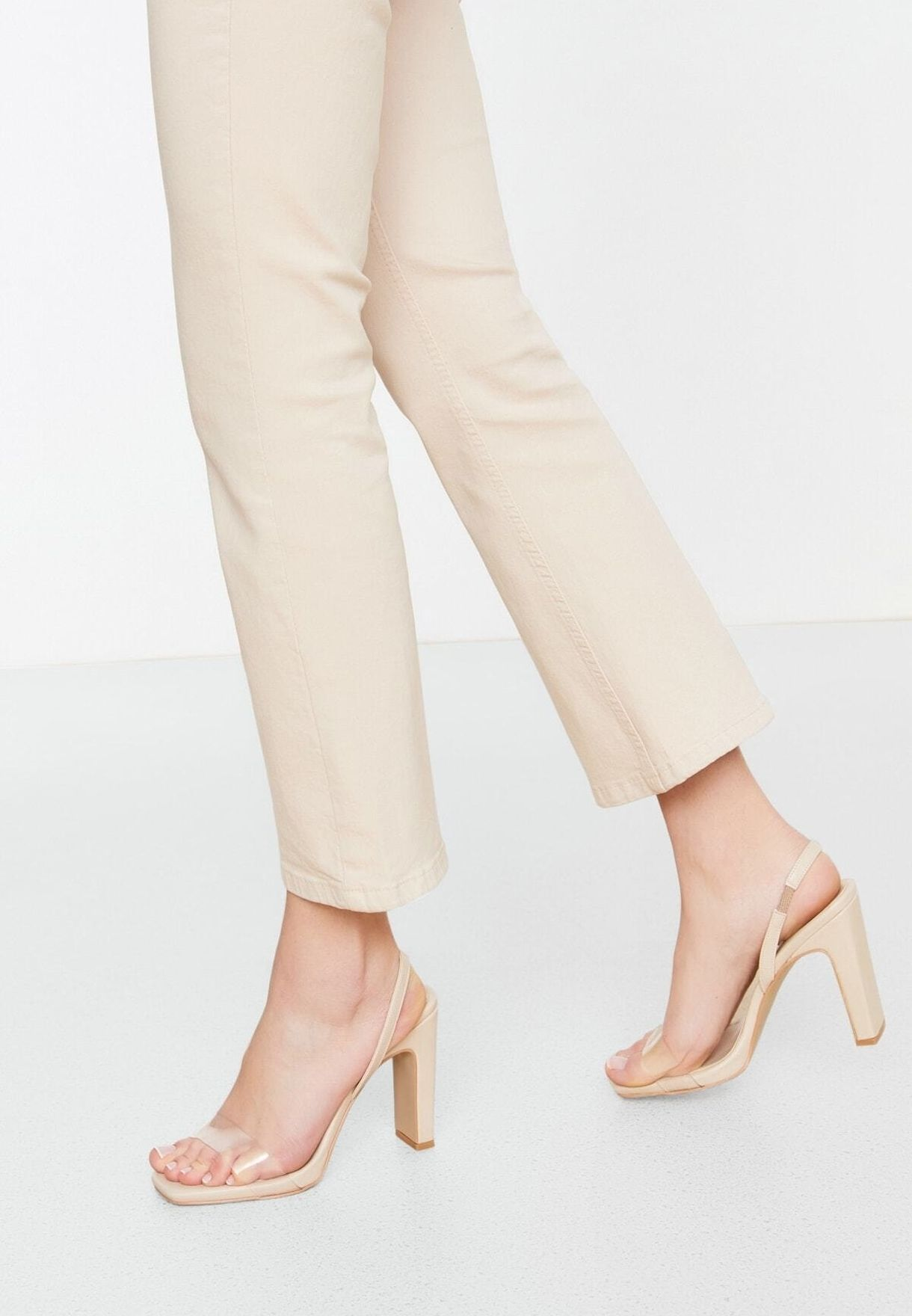Classic High Heel Sandal