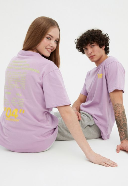 Essential Regular Fit Crew Neck T-Shirt