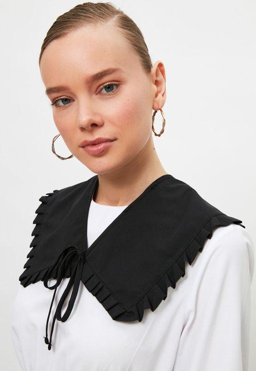 Casual Tie Collar