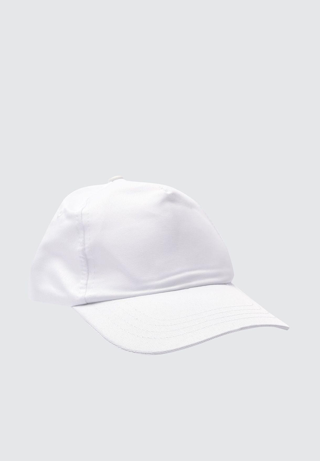 Classic Curved Peak Cap