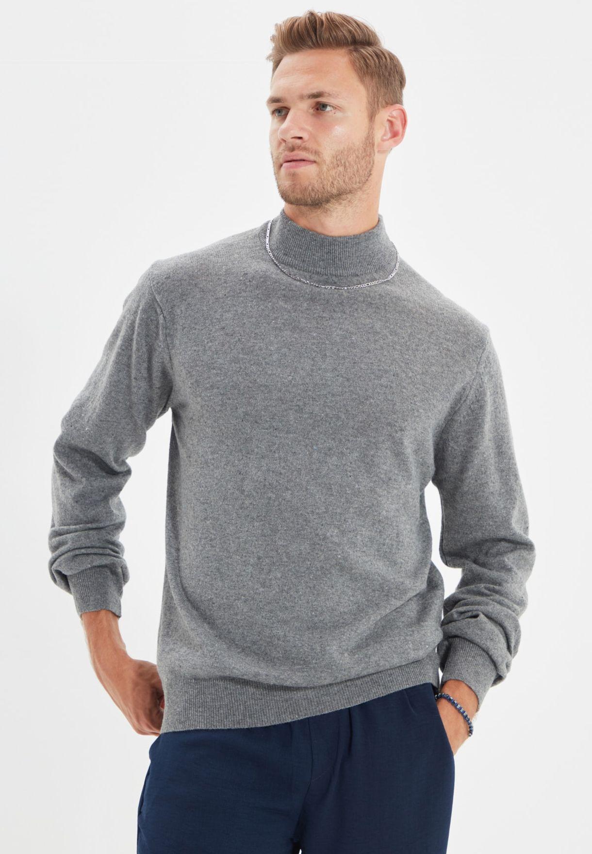 Regular Fit Essential Sweater