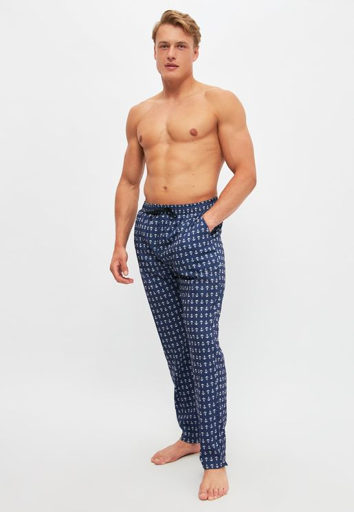 Anchor Print Pyjama
