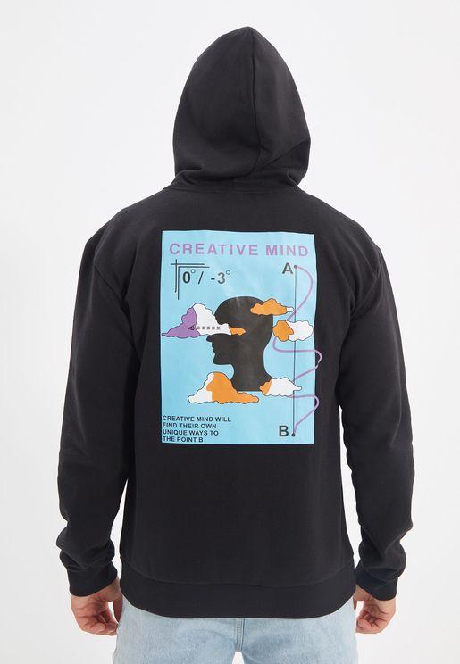 Creative Mind Hoodie