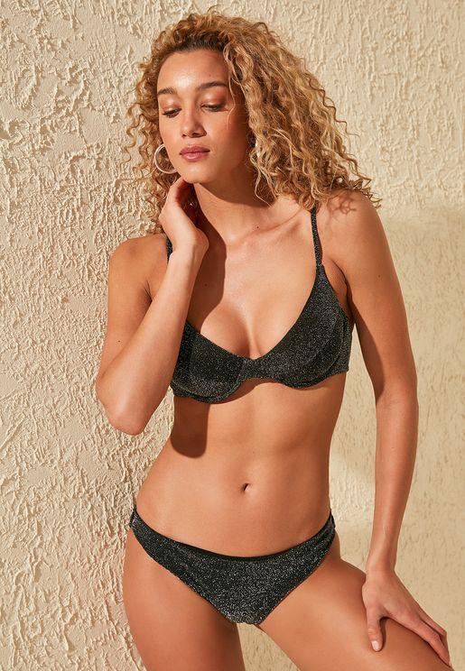 Shimmer Bikini Bottom