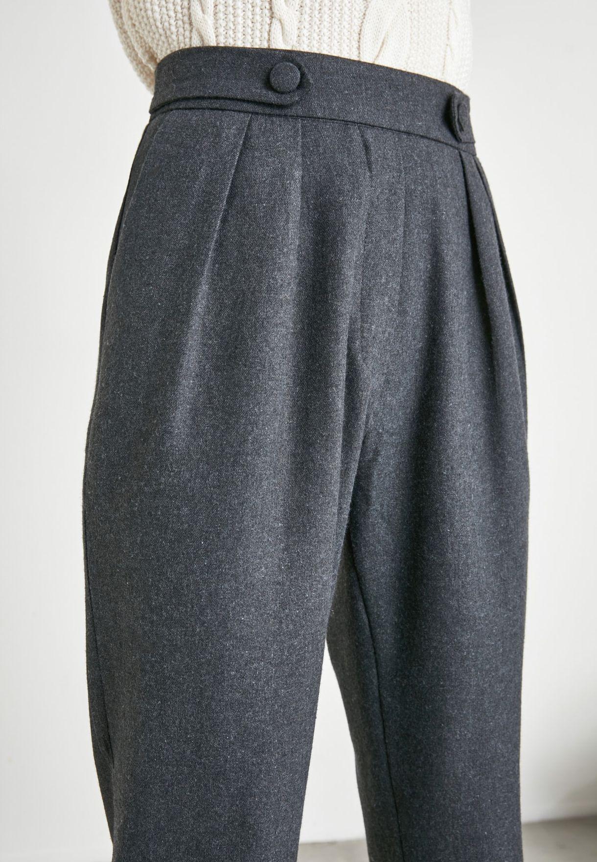 Classic Crop Pants