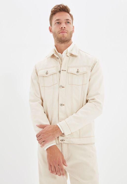 Stitched Jacket
