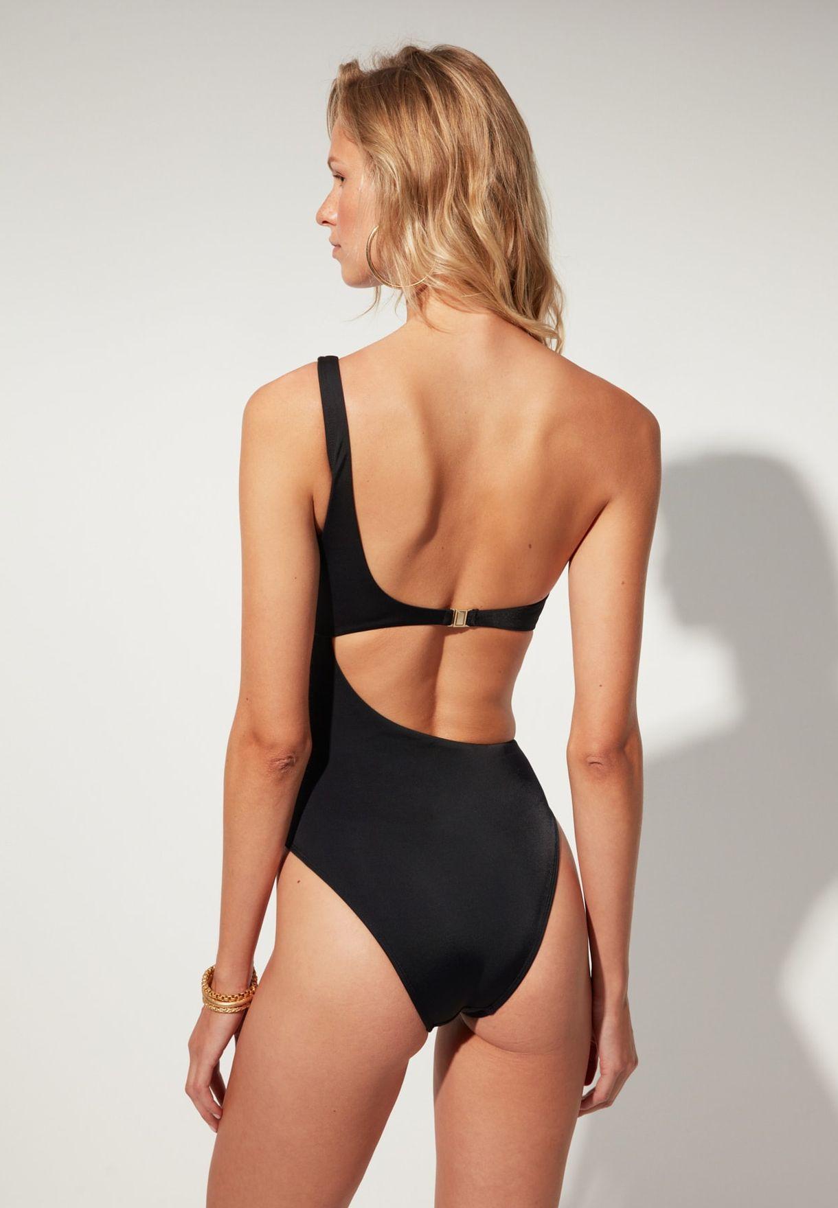 High Leg Swimsuit
