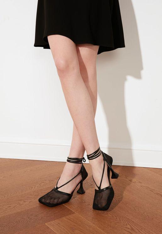 Women'S Classic Heeled Shoes
