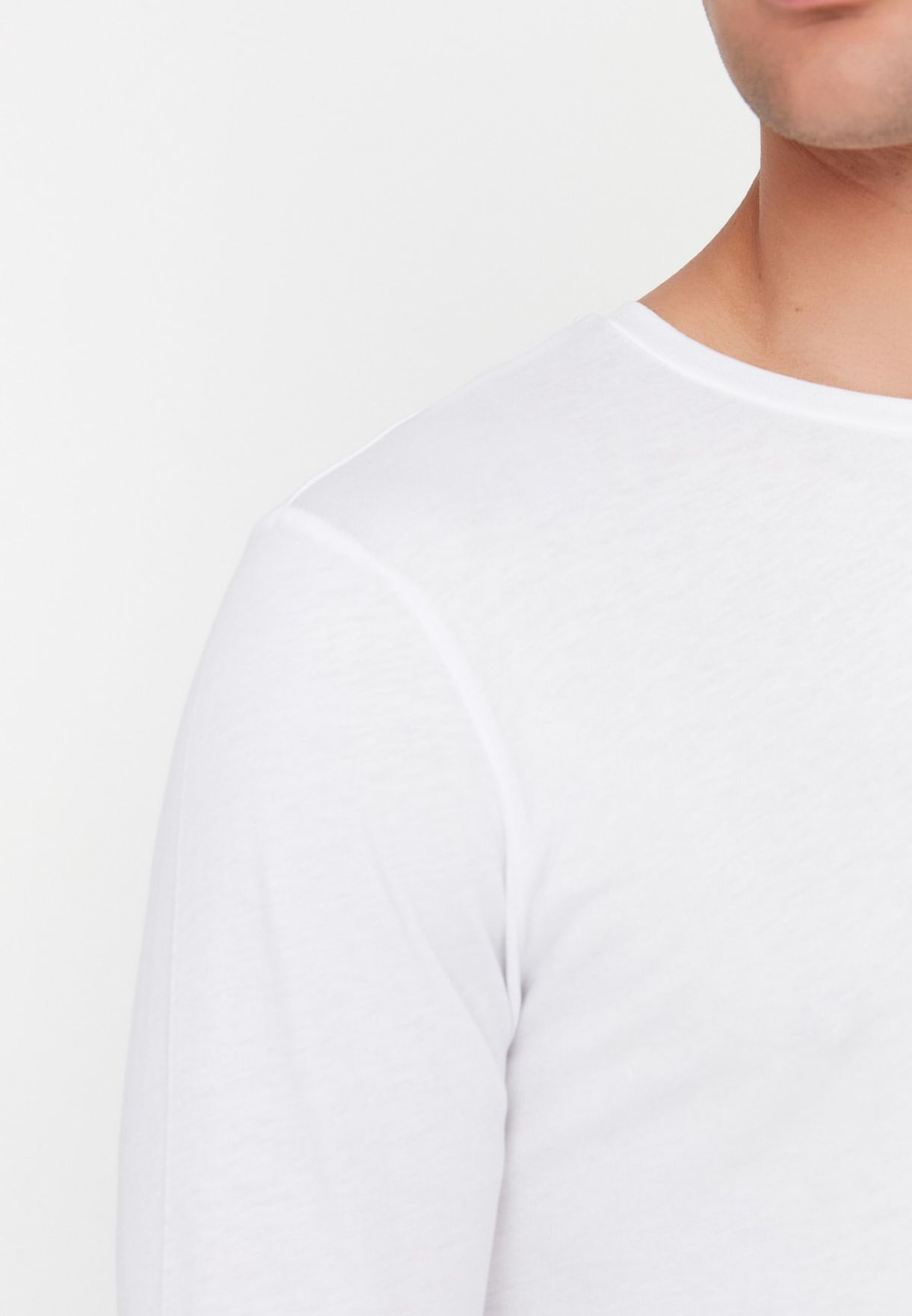 2 Pack Assorted Crew Neck T-Shirt