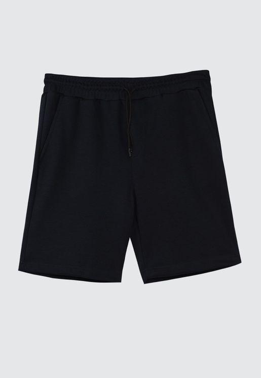Essential Drawstring Shorts