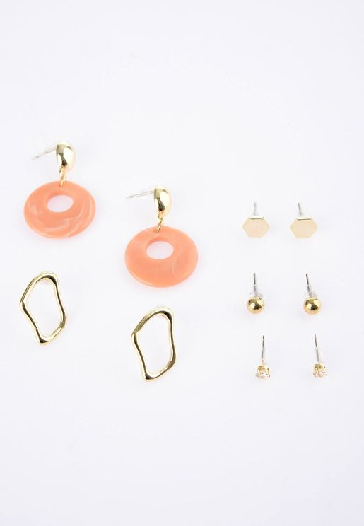 Multipack Bijouterie Earrings