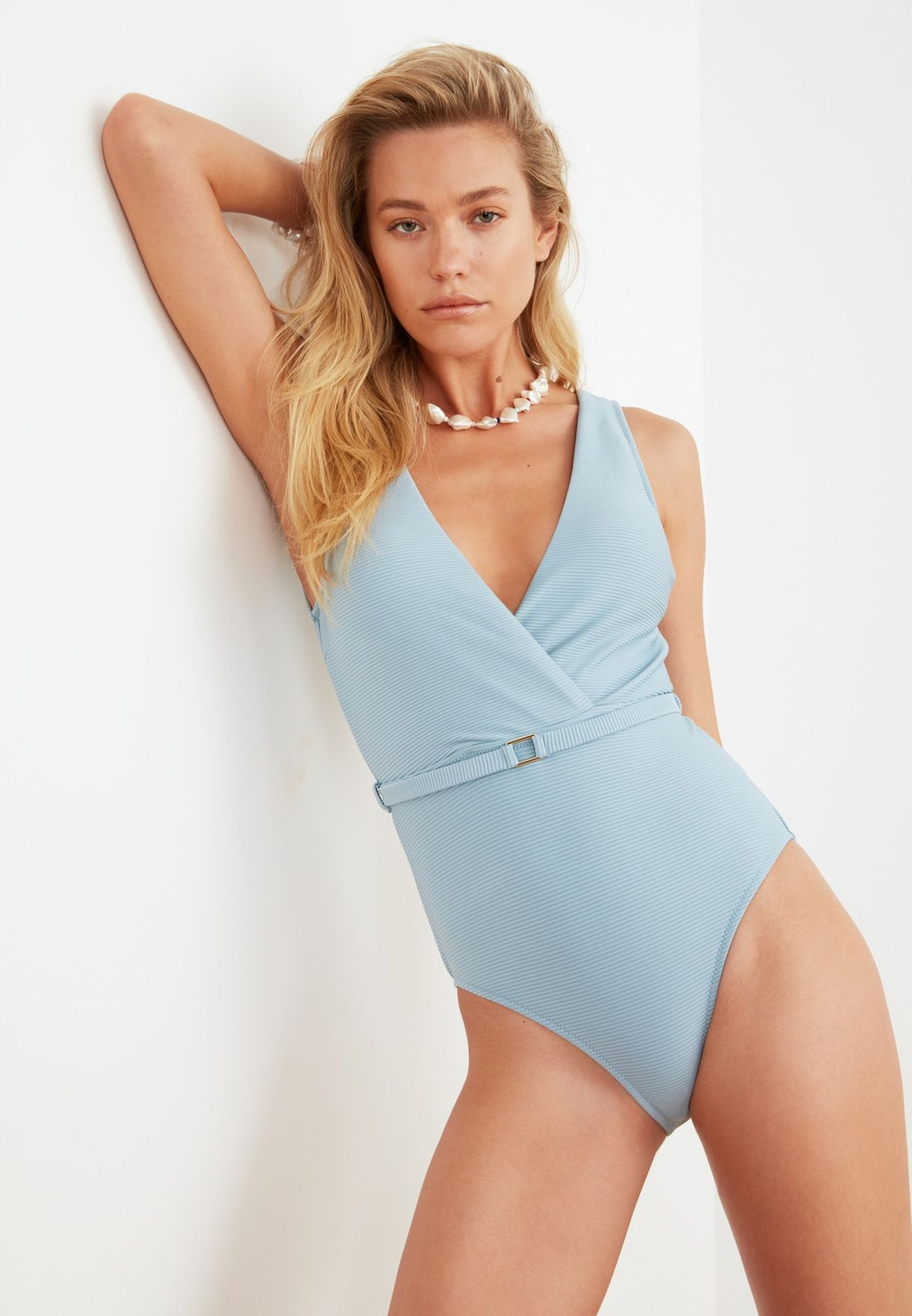 High Leg Swimsuit