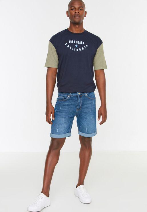 Essential Slim Fit Shorts