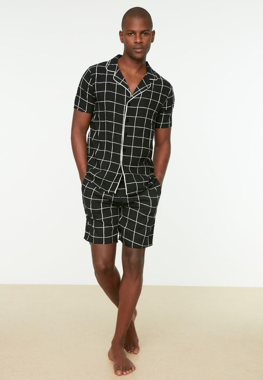 Checked Pyjama Sets