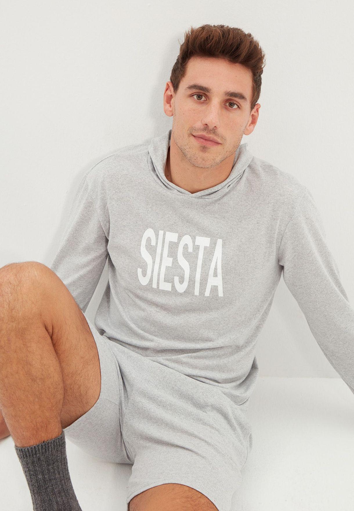 Siesta Pyjama Set