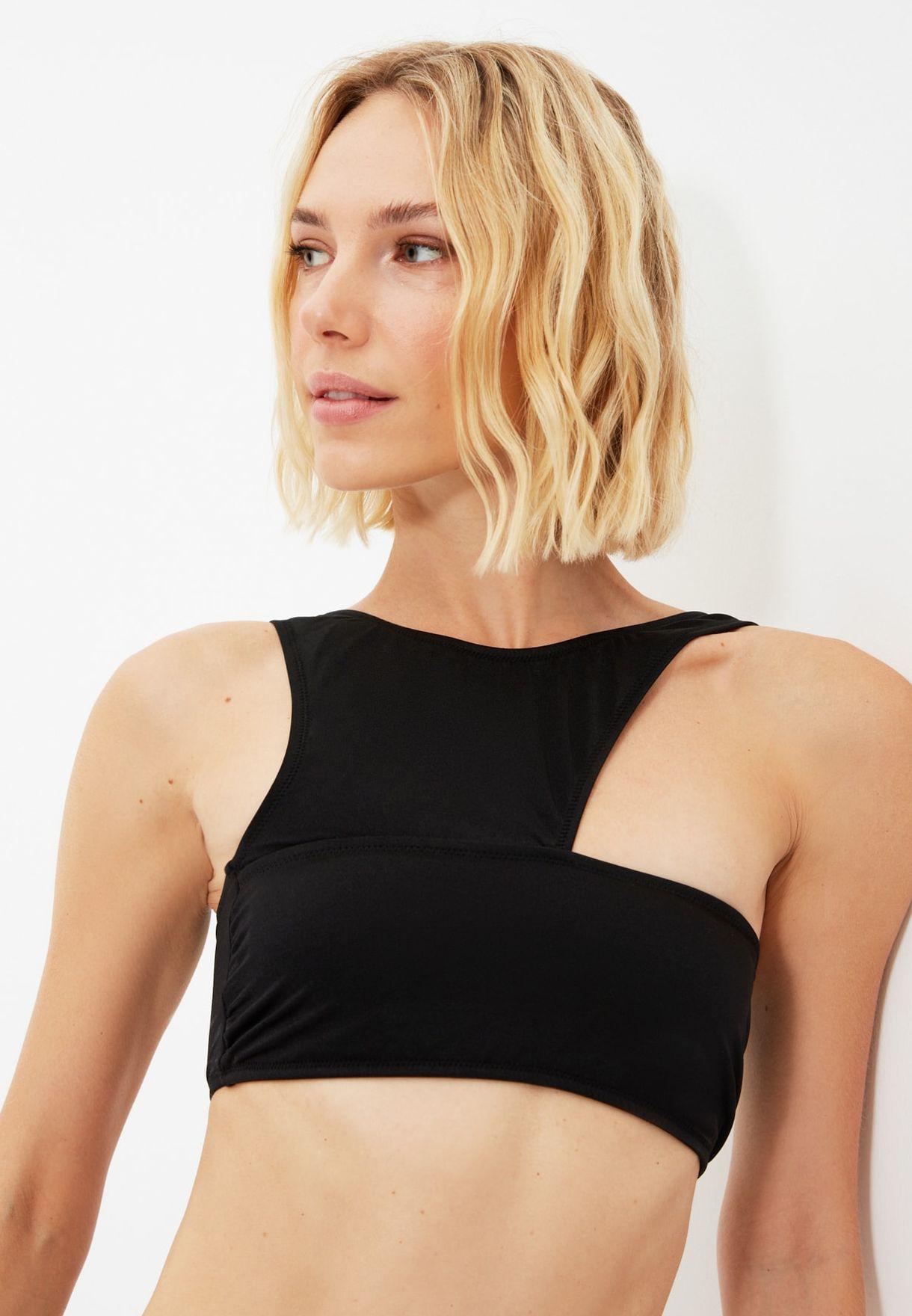 Halter Neck Bikini Top