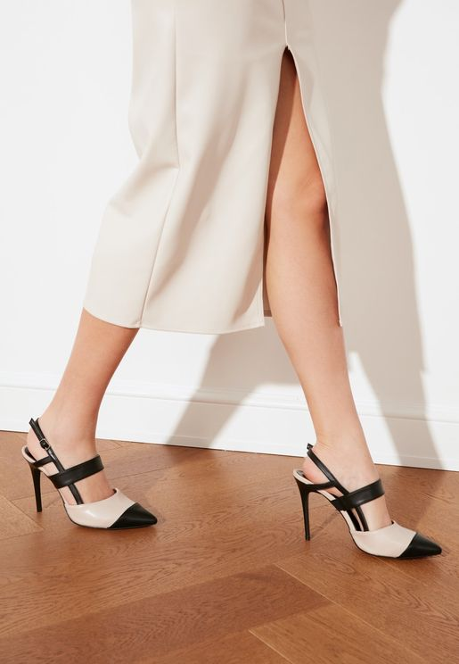 Classic High Heel Pump