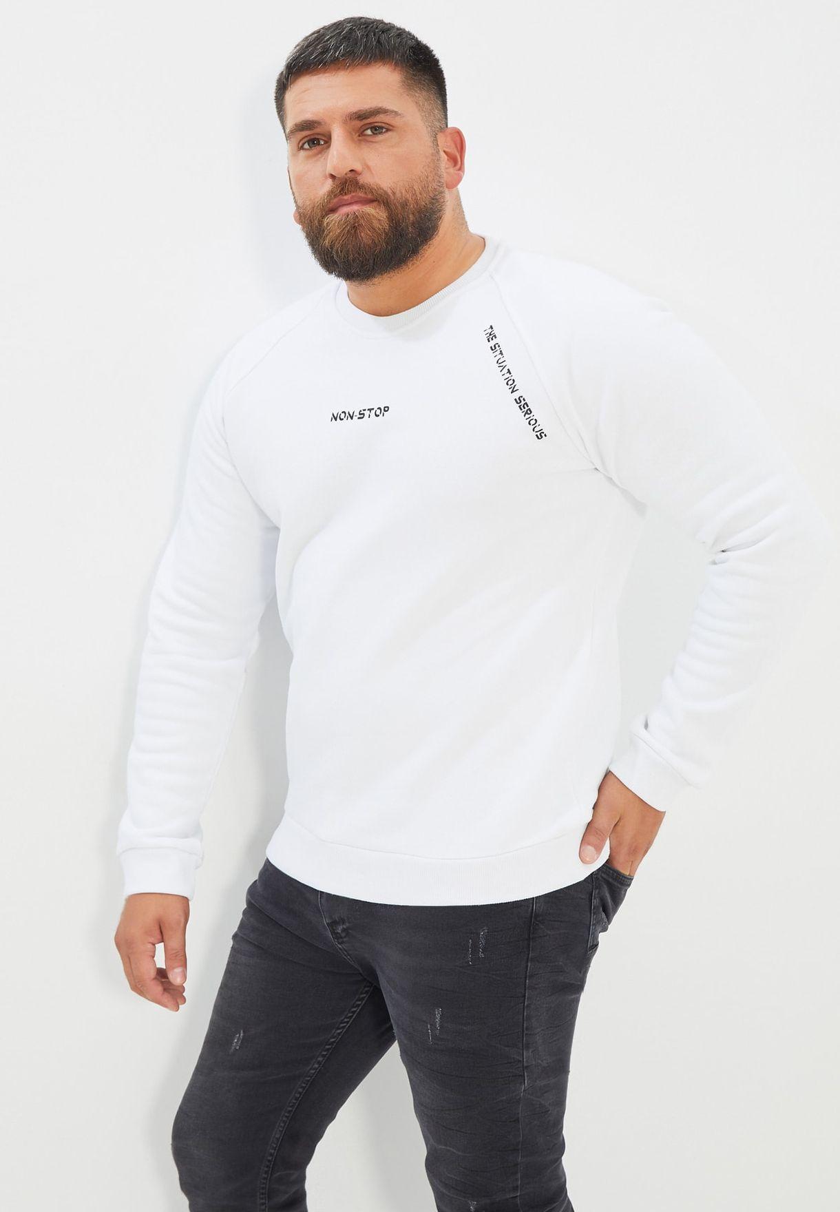 Non Stop Sweatshirt