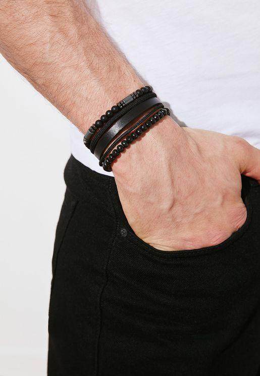3-Piece Bijouterie Bracelet