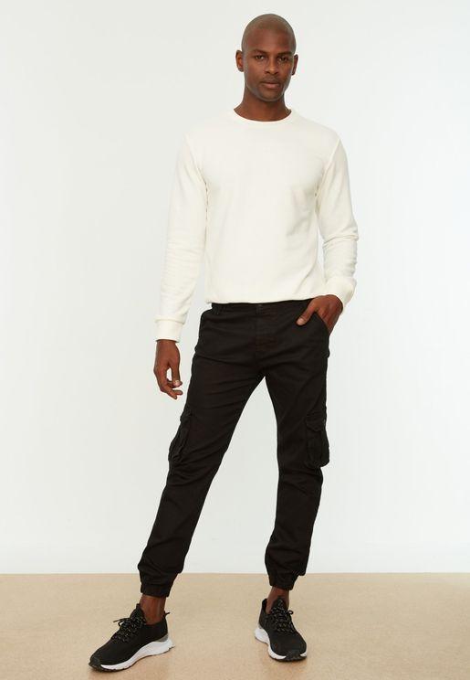 Slim Fit Cargo Pants