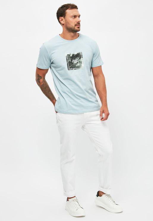 Light Slim Fit Jeans
