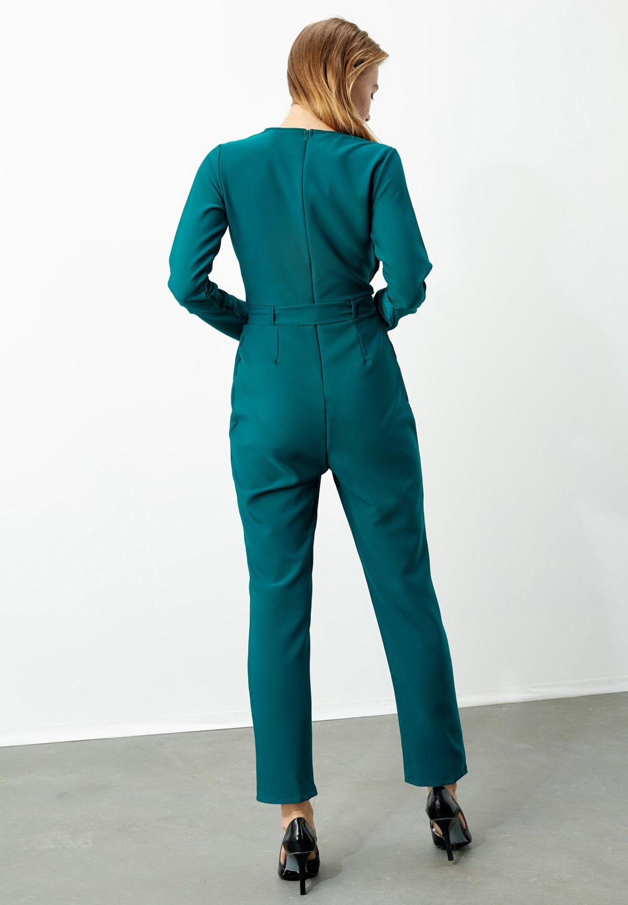 Wrap Jumpsuit
