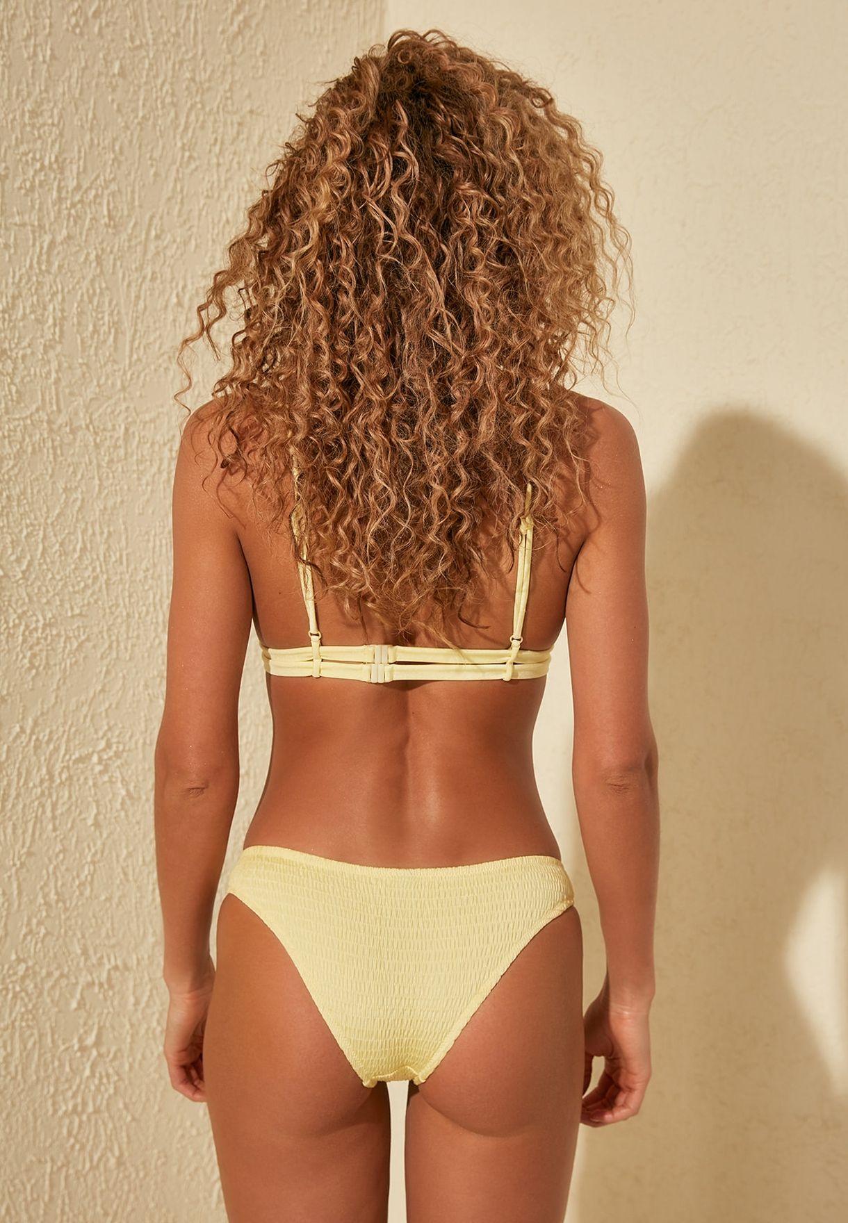 Low Waist Bikini Bottom