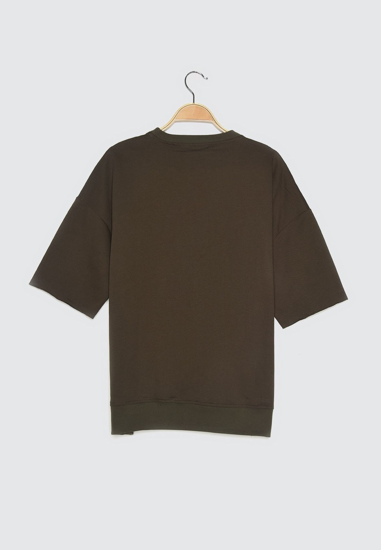 Lyon Short Sleeve Sweatshirt