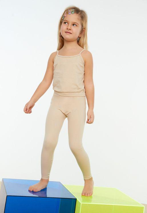 Kids Essential Vest & Leggings Set