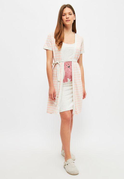 Knitted Nightdress