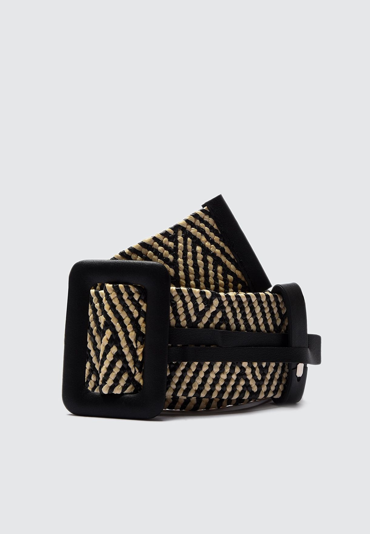 Buckle Look None Allocated Hole Belt