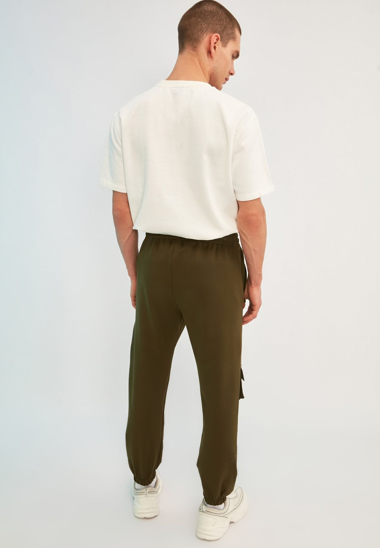 Relaxed Fit Cargo Pants