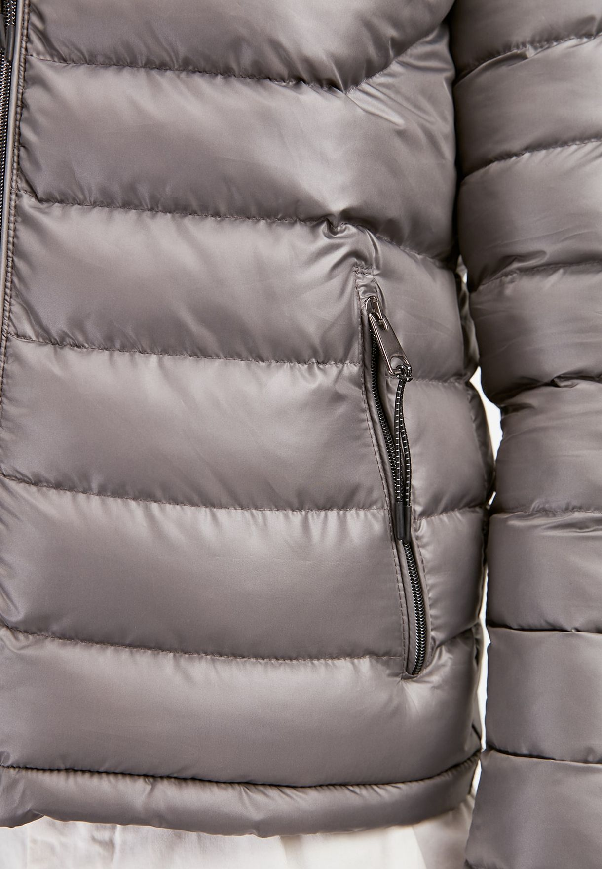 Trendyol Quilted Puffer Jacket