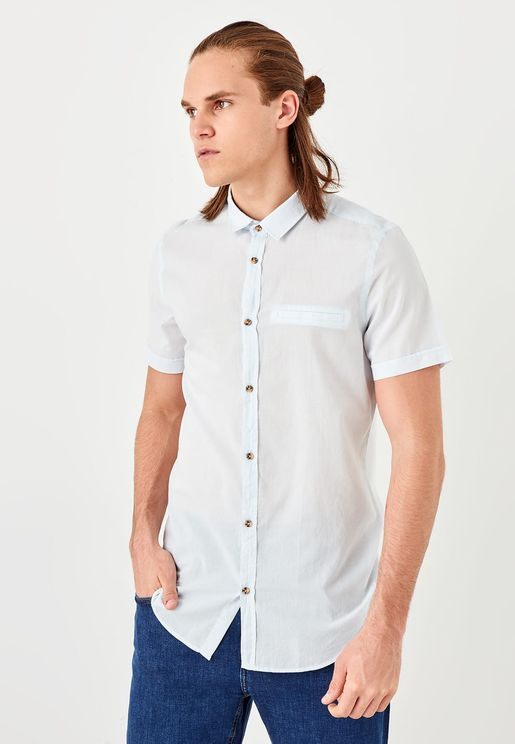 b95375f2630 Shirts for Men | Shirts Online Shopping in Dubai, Abu Dhabi, UAE ...