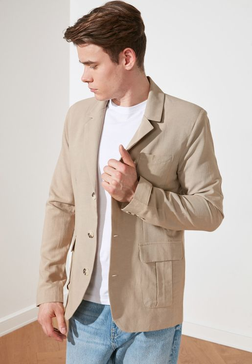 Essential Regular Fit Blazers