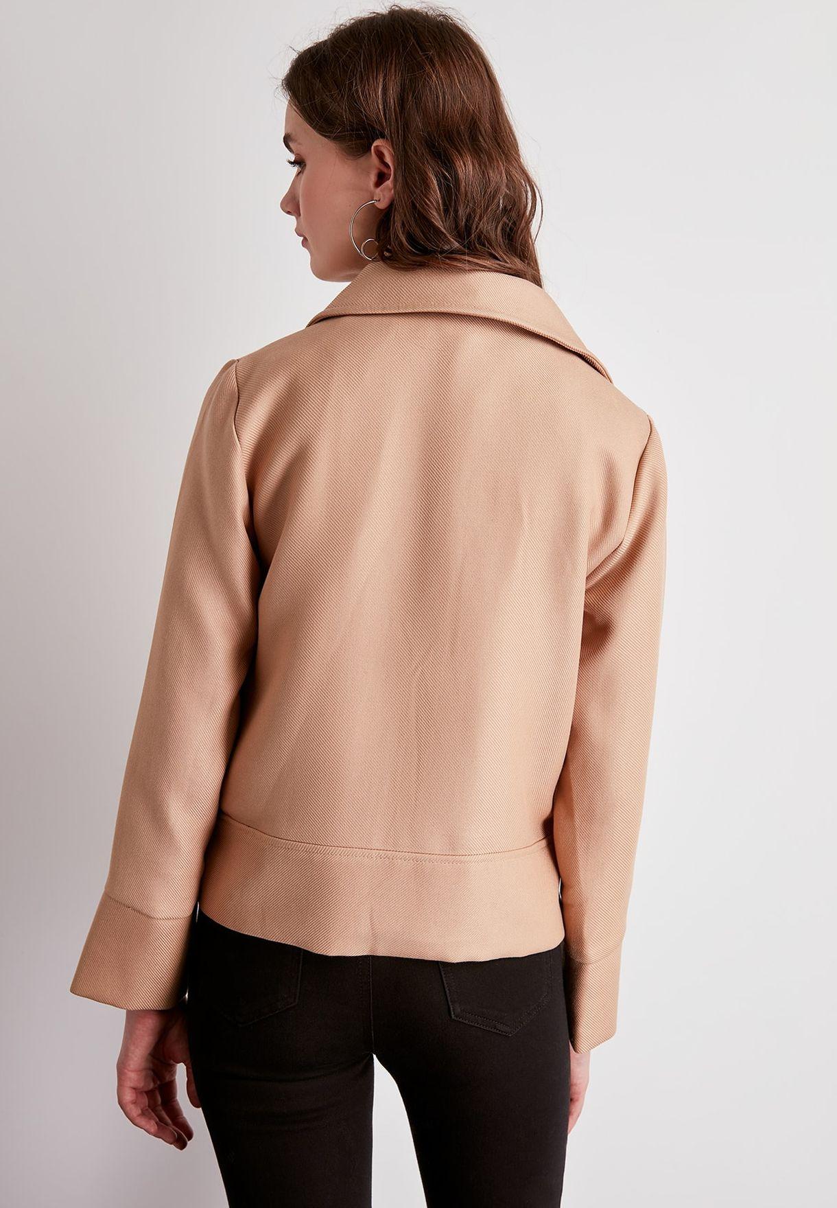 Button Down Jacket