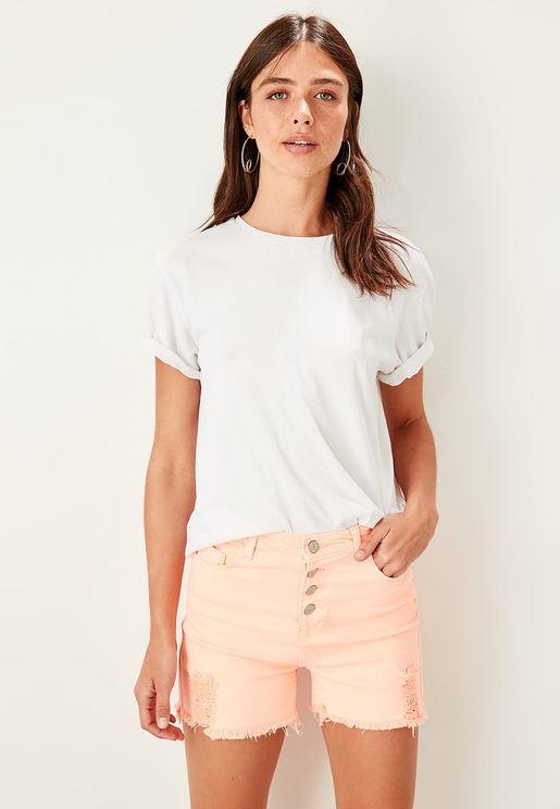 5aca1de633e Shorts for Women | Shorts Online Shopping in Dubai, Abu Dhabi, UAE ...