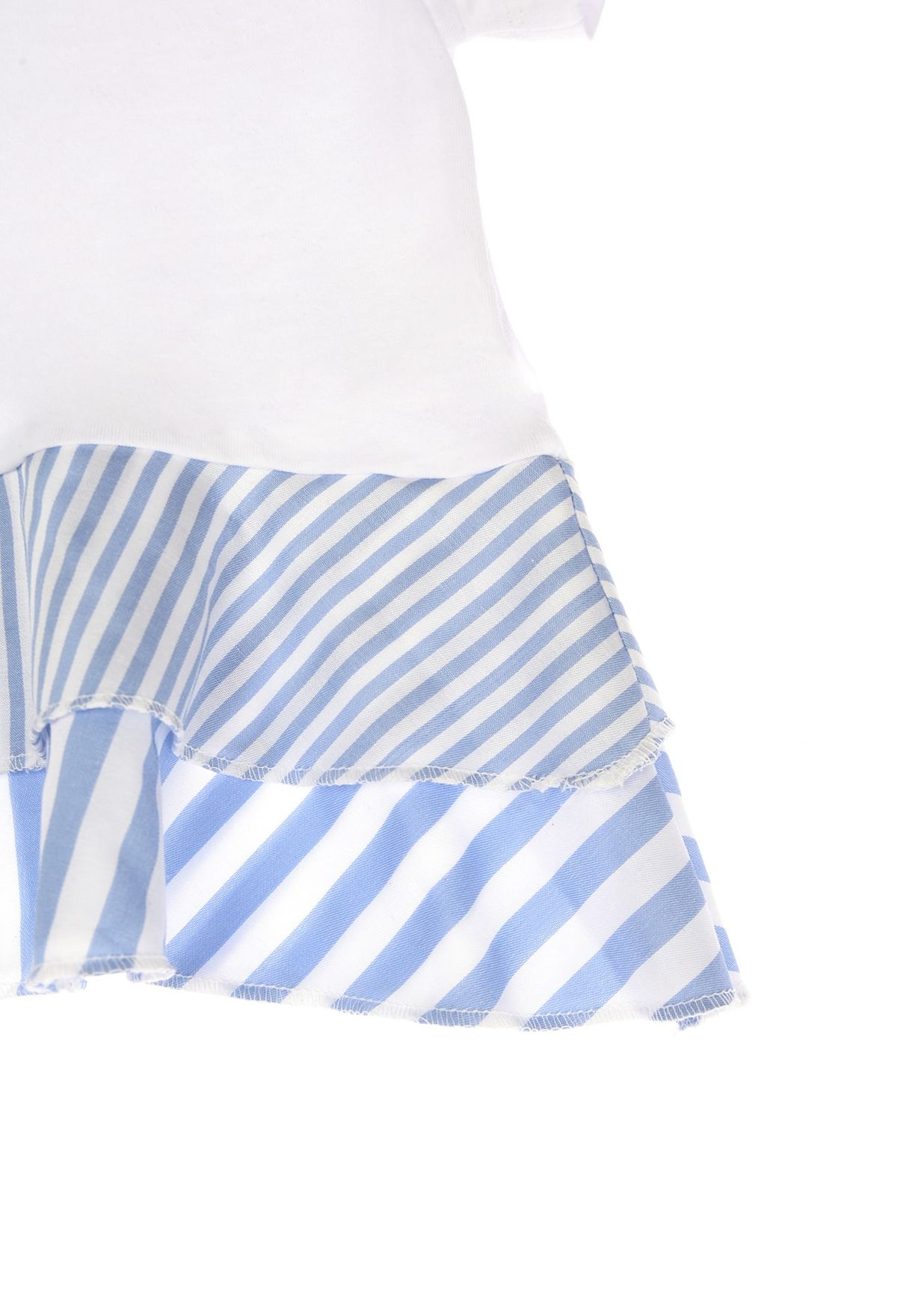 Kids Stripe Detail Top