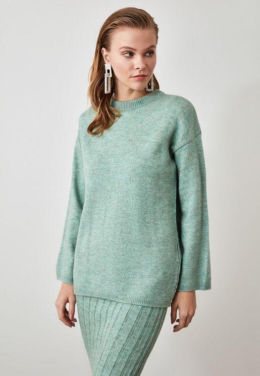 2 In 1 Sweater & Dress Set