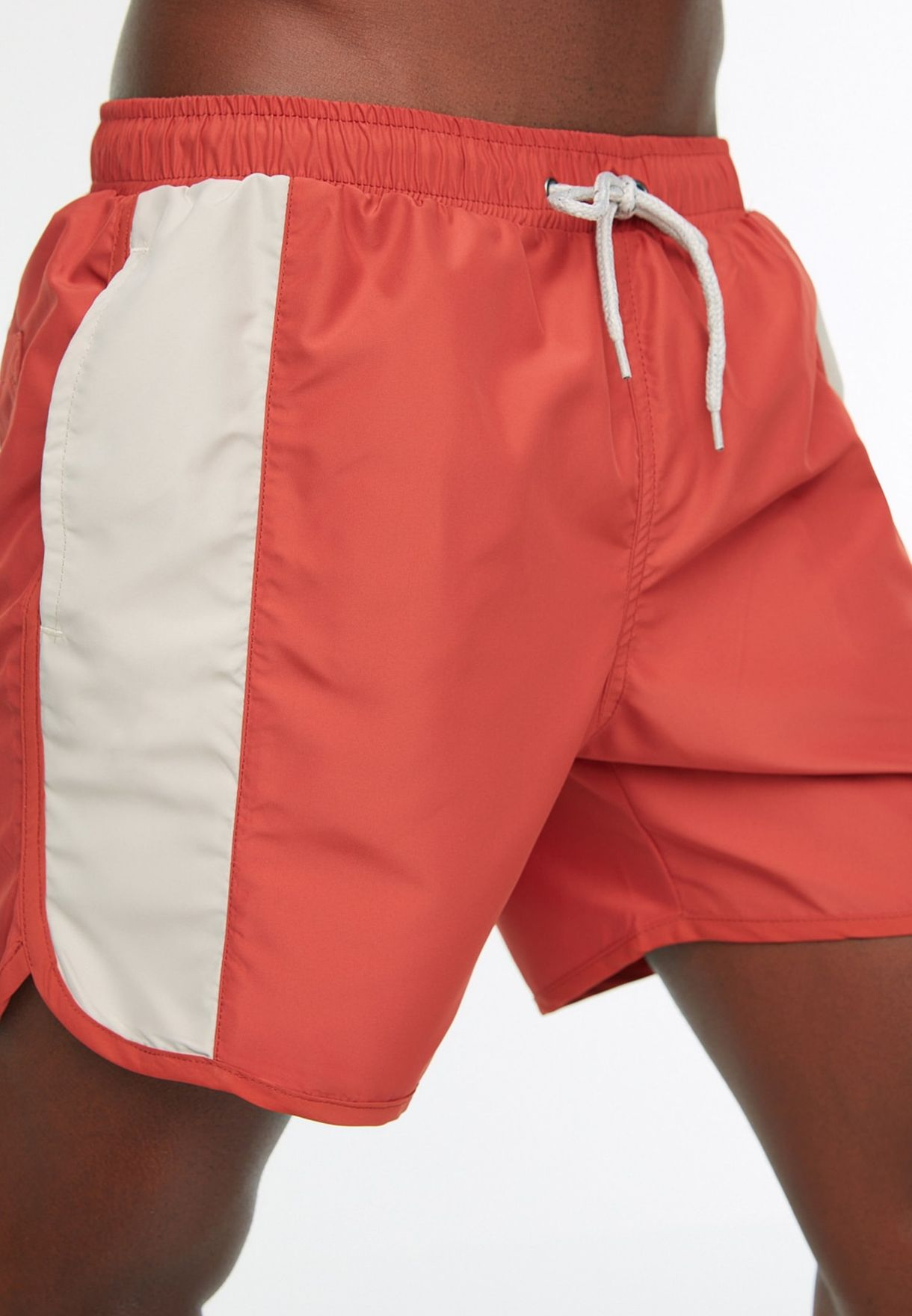 Side Striped Shorts