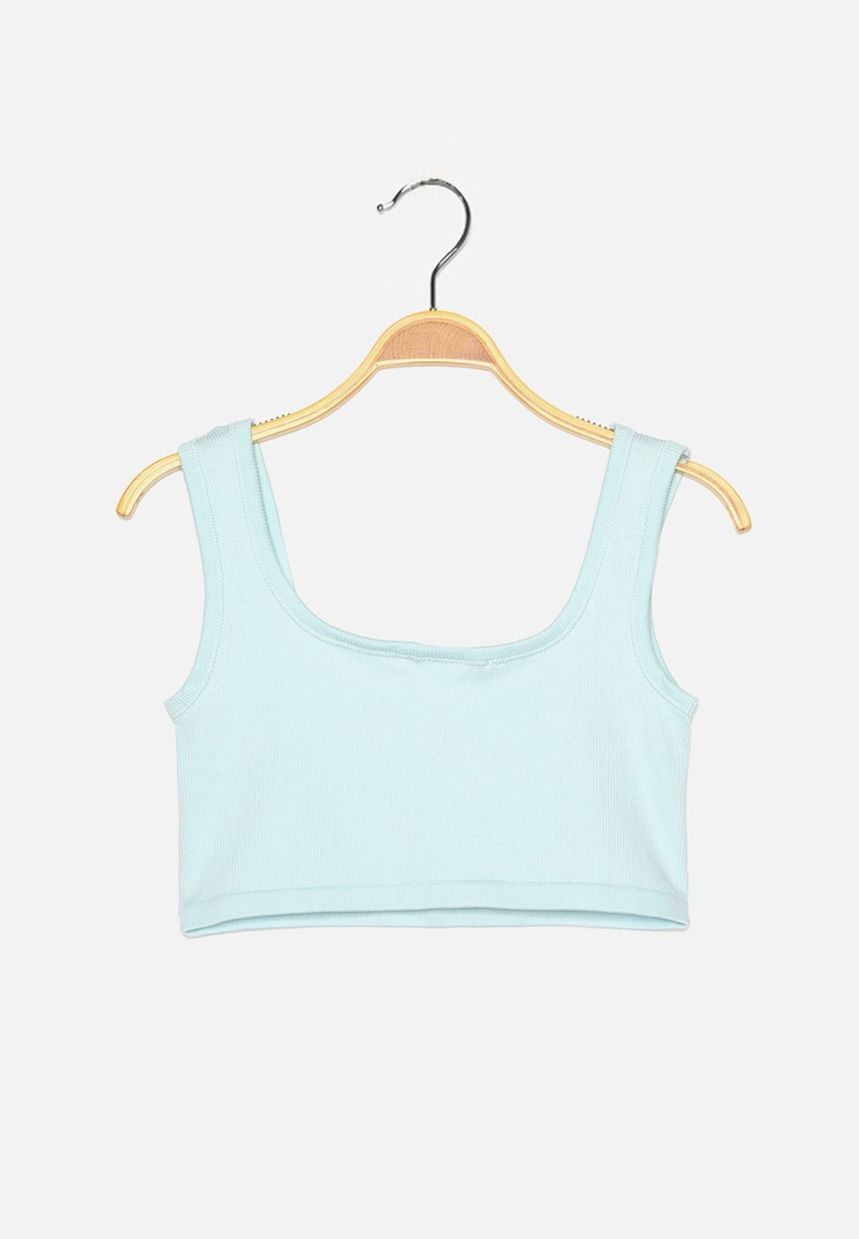 Ribbed T-Shirt Bra