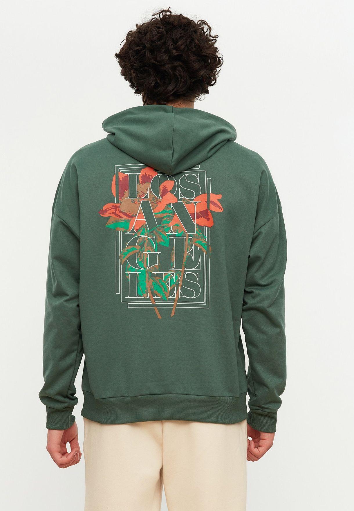 Essential Oversize Hoodie